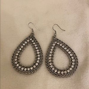 Jewel Dangle Earrings